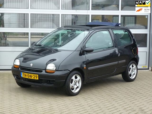 Renault Twingo 1.2 Air bj.1998 Vouwdak | Radio cd.