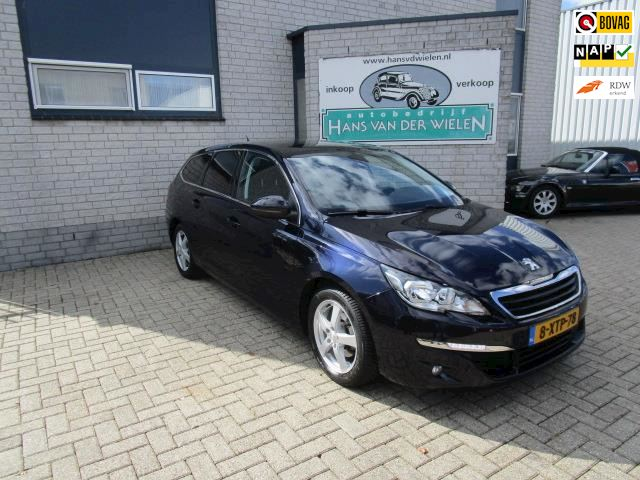 Peugeot 308 SW 1.6 BlueHDI Blue Lease Limited panoramadak