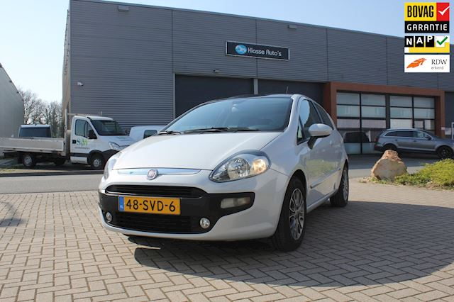 Fiat Punto Evo 1.3 M-Jet Racing Panoramadak Full Options