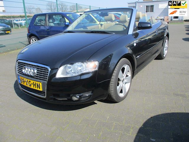 Audi A4 Cabriolet occasion - Harry Jakab Auto's