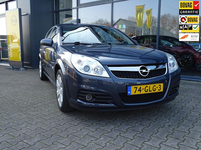 Opel Vectra 1.8-16V Executive Navi Trekhaak