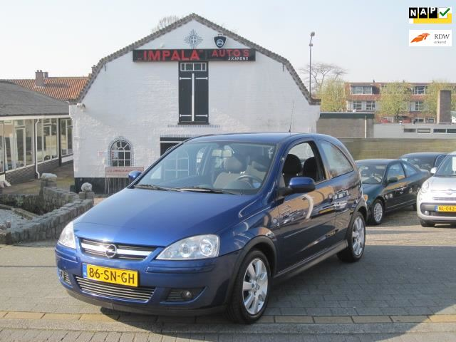Opel Corsa occasion - Impala Automotive