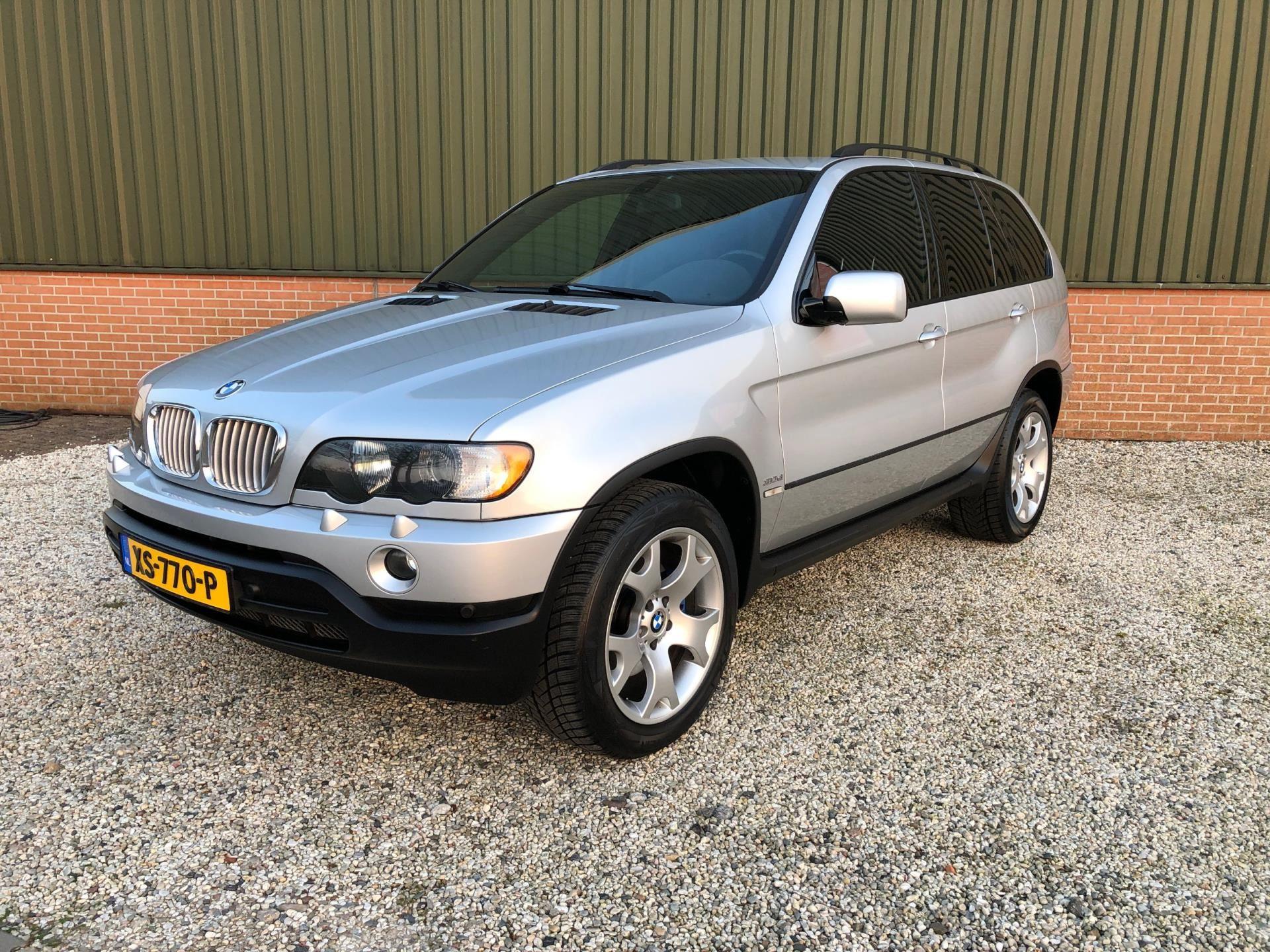 BMW X5 occasion - AutoRais