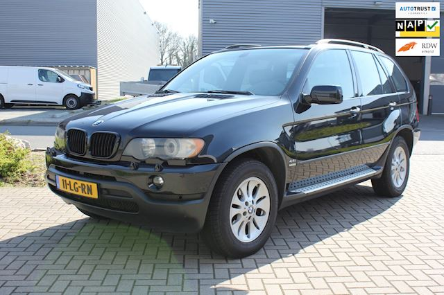 BMW X5 4.4i Executive YOUNGTIMER panoramodak