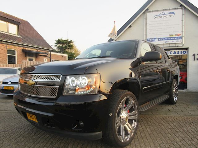 Chevrolet USA Avalanche 5.3 V8 4WD MARGE AUTO/4X4/LPG/DVD/FULL OPTIONS!
