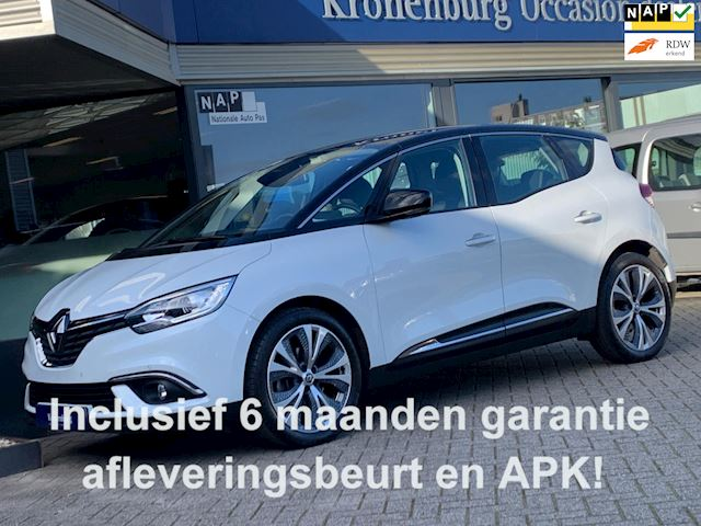 Renault Scénic 1.2 TCE INTENSE EDITION NW-TYPE 131PK (NAVI CLIMATE CRUISE PDC V+A 20INCH 49DKM!!)