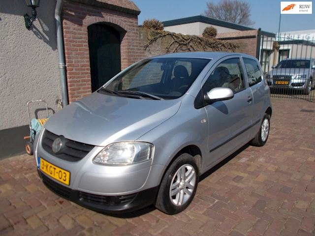 Volkswagen Fox 1.2 Optive st.bekr nwe apk bj 2005