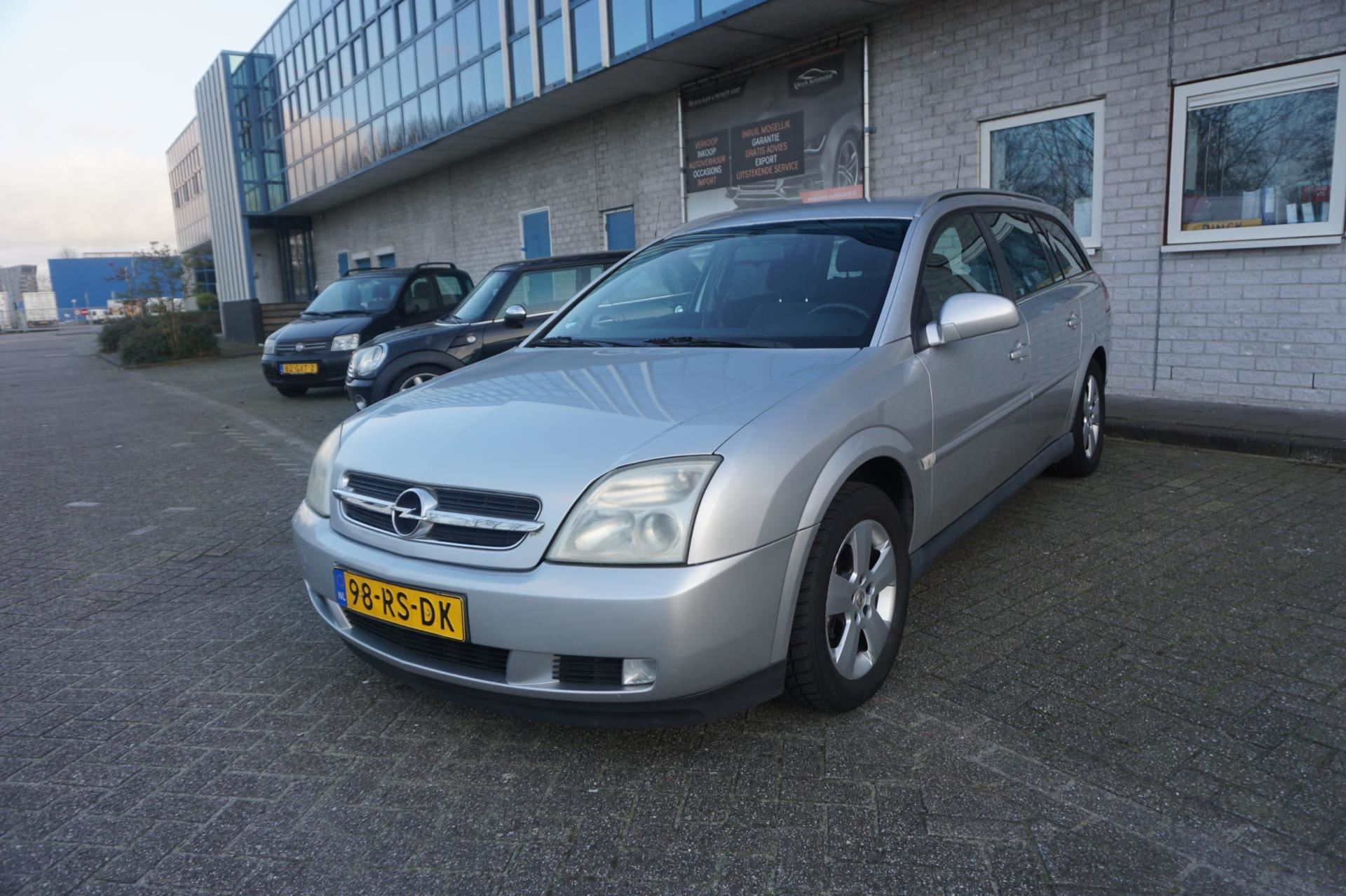 Opel Vectra Wagon occasion - Binck Autobedrijf Rijswijk