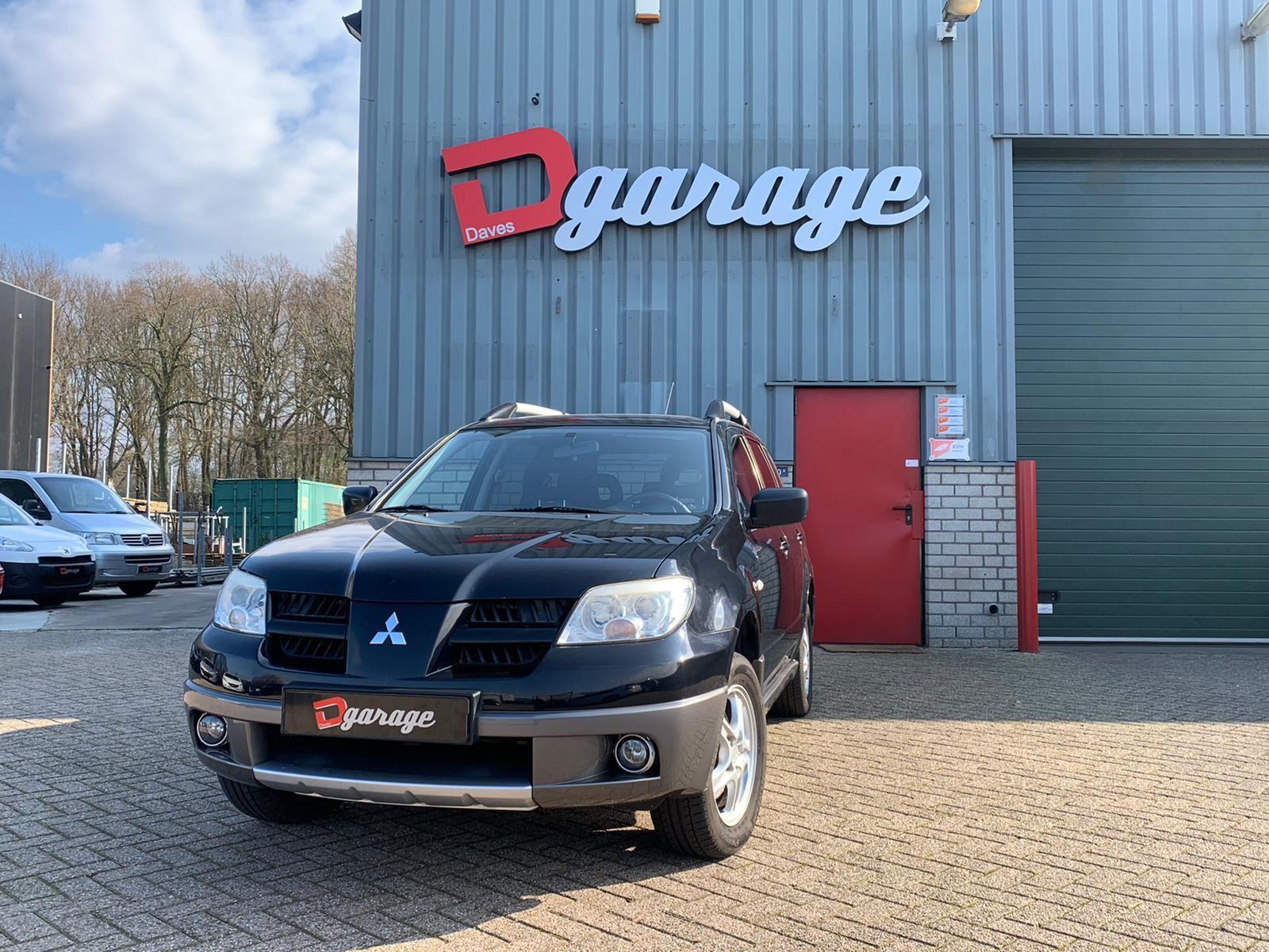 Mitsubishi Outlander Sport occasion - Dave's Garage