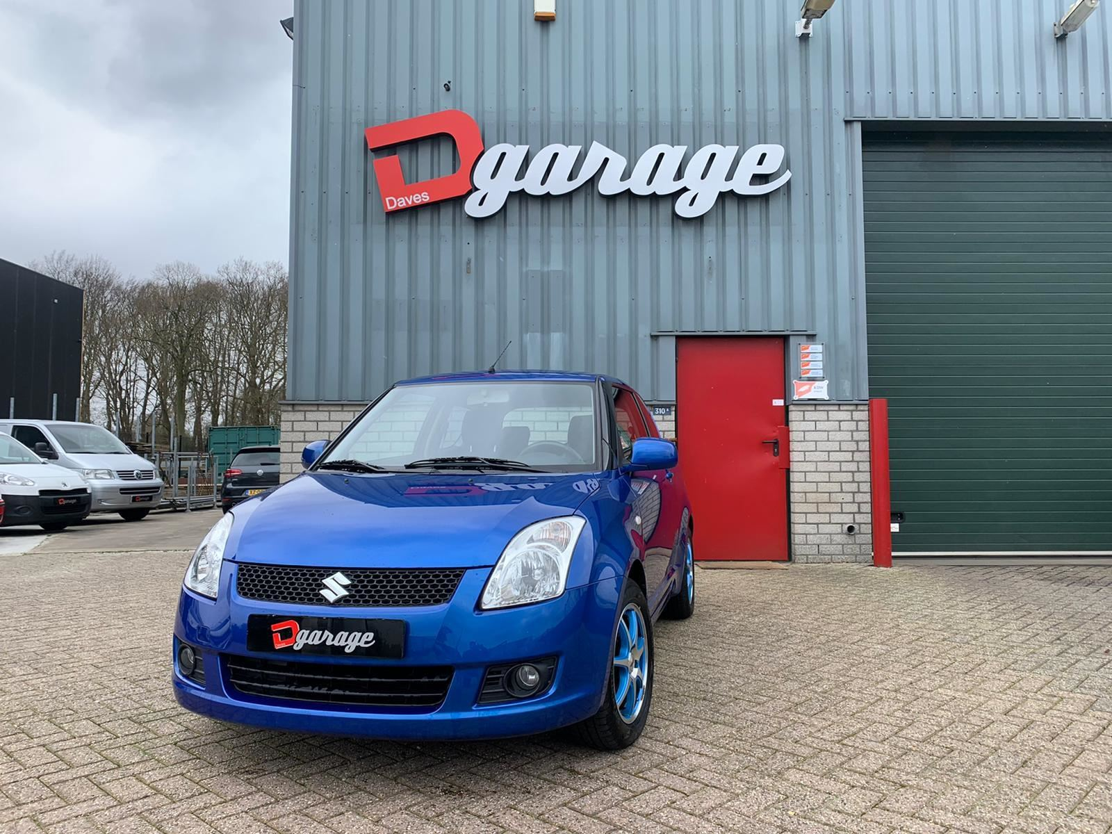 Suzuki Swift occasion - Dave's Garage