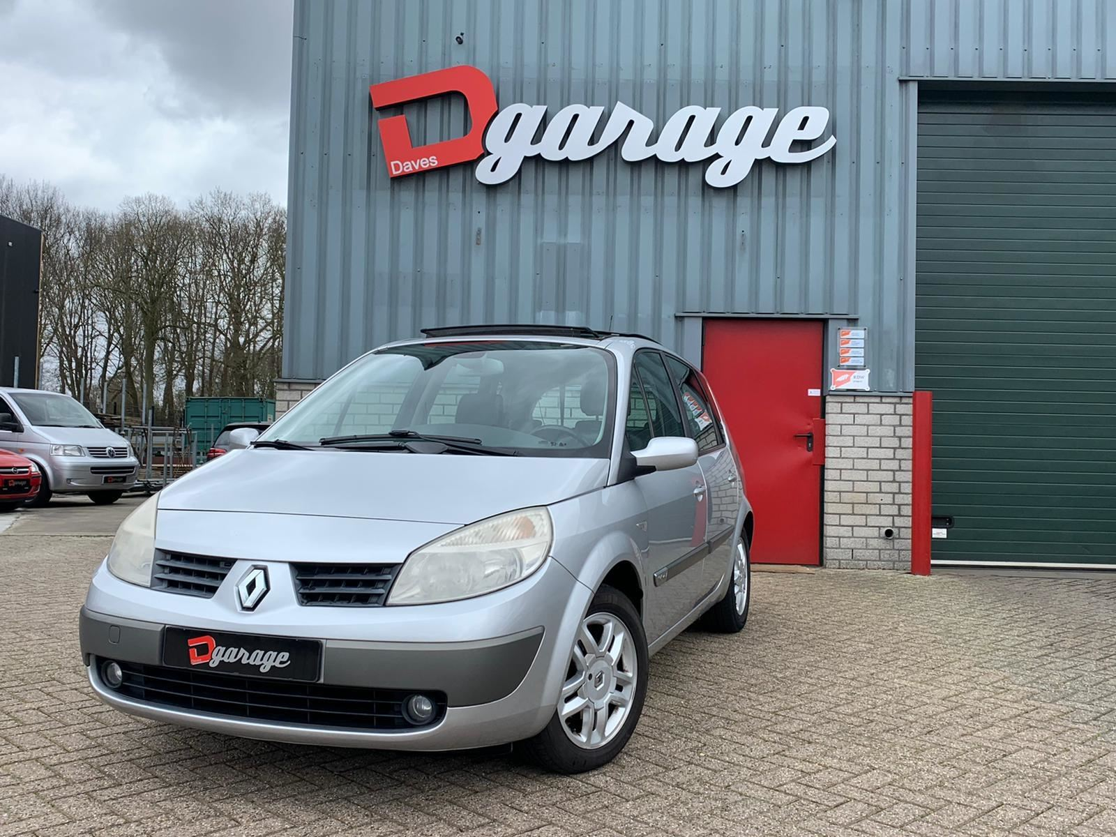 Renault Scénic occasion - Dave's Garage