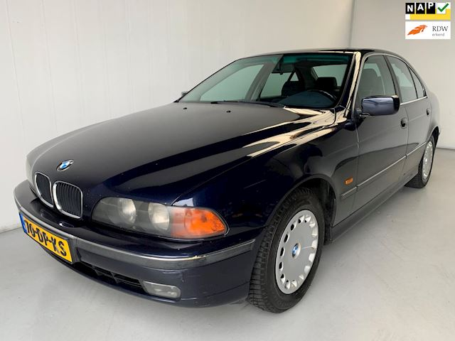 BMW 5-serie 525tds Executive Automaat Climate+Cruise control Youngtimer
