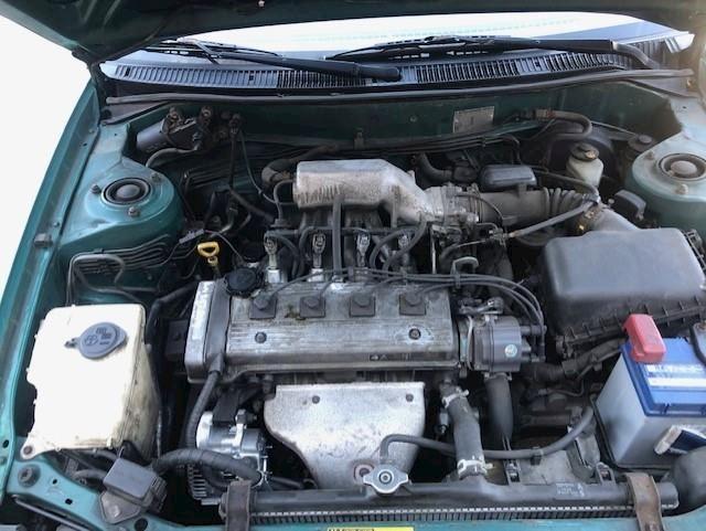 Toyota Corolla 1.6-16V Luna Airco 1999 GERESERVEERD !!!