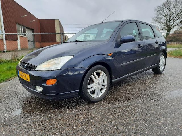 Ford Focus 1.8-16V Collection MET RUIME A.P.K.   AIRCO