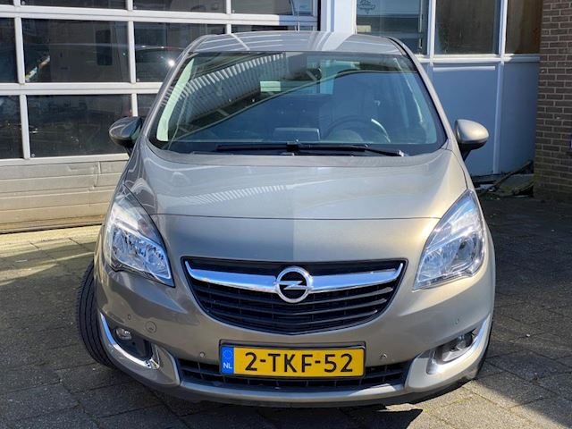 Opel Meriva 1.4 Turbo Design Edition (bj 2014)