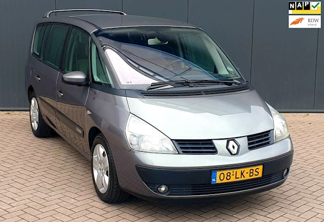 Renault Grand Espace 3.5 V6 Expression ? 7-Persoons