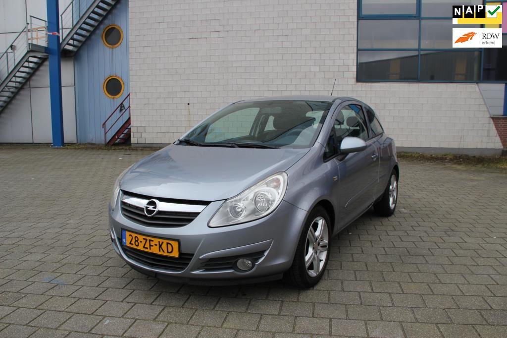 Opel Corsa occasion - Autoservice Ozkar
