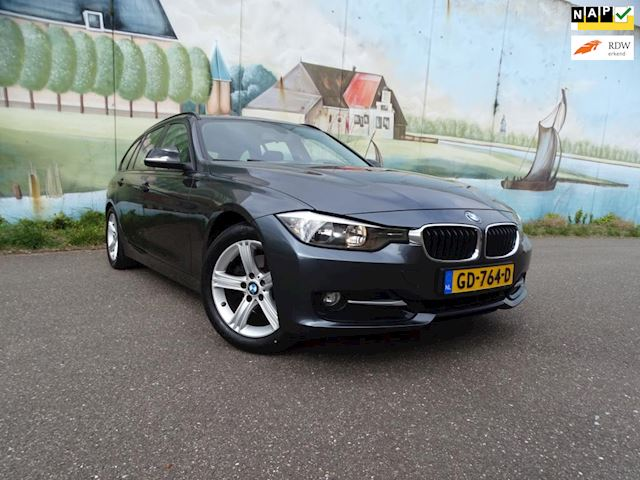 BMW 3-serie Touring 320d EfficientDynamics Edition Executive