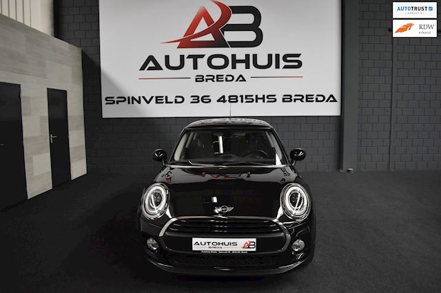 Mini Mini 1.2 One Automaat,Xenon,Navi,Leder,SPORT,FULL-OPTION