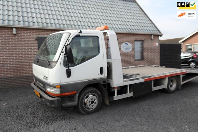 Mitsubishi Canter FB35 3.0 335 City Cab