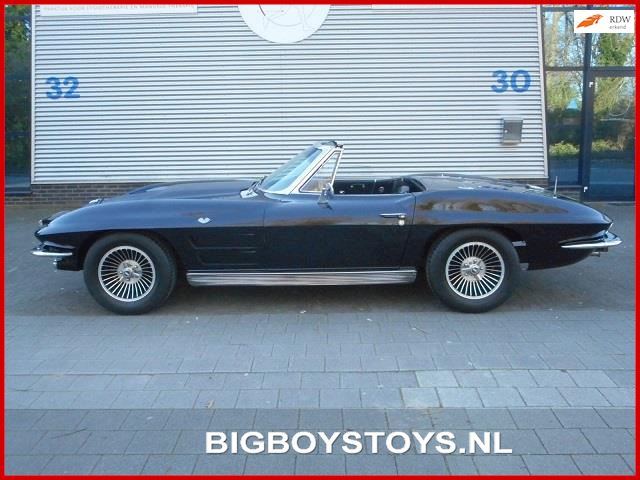 Chevrolet USA Corvette C2 Stingray Cabriolet