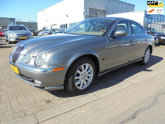 Jaguar S-type 2.5 V6 Executive , Automaat, Leder, APK 01-2021