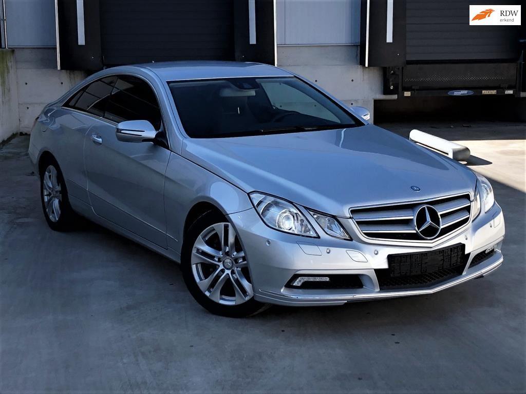 Mercedes-Benz E-klasse Coupé occasion - Autohandel Gerrit Prosman