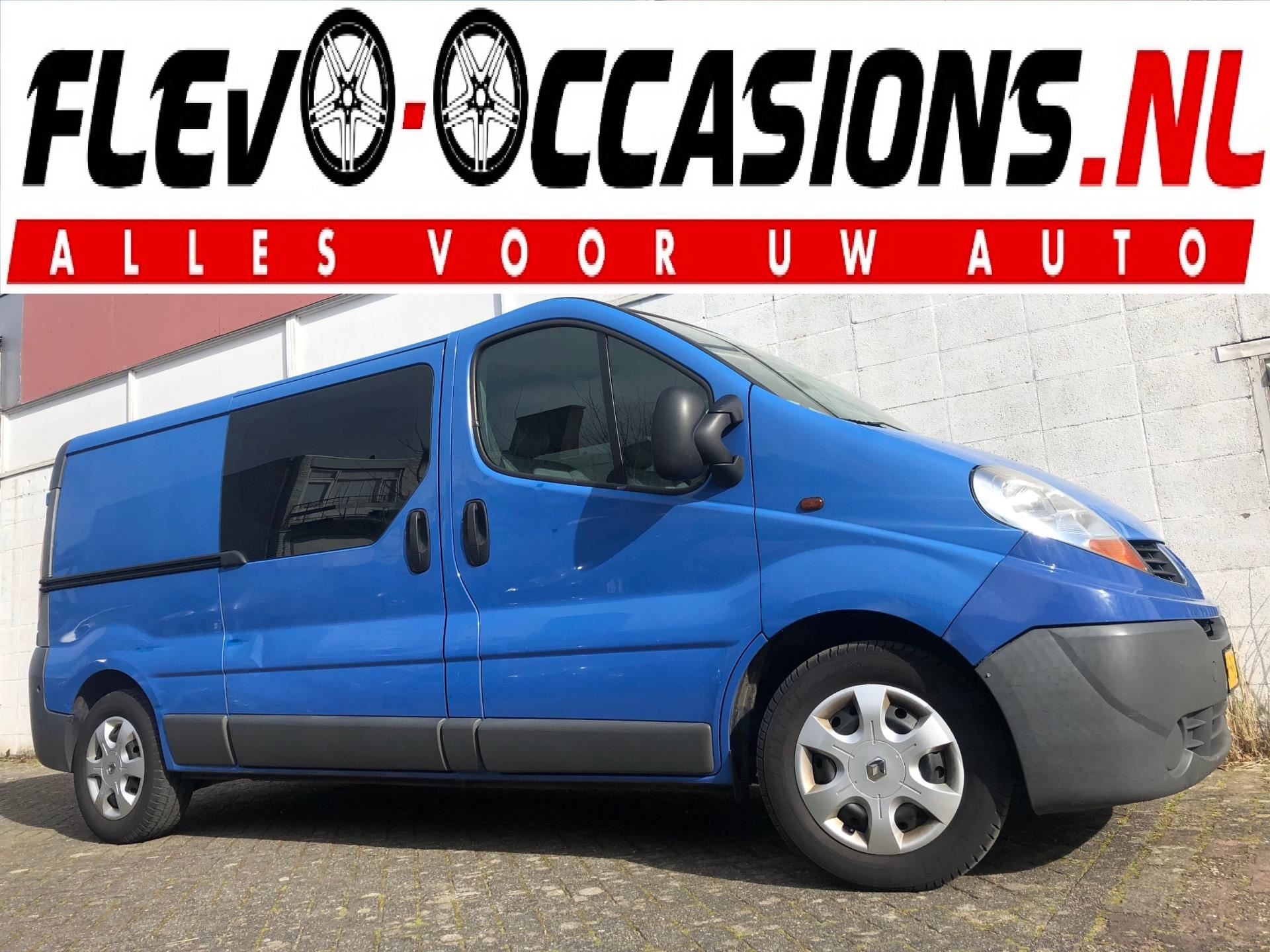 Renault Trafic occasion - Flevo Occasions