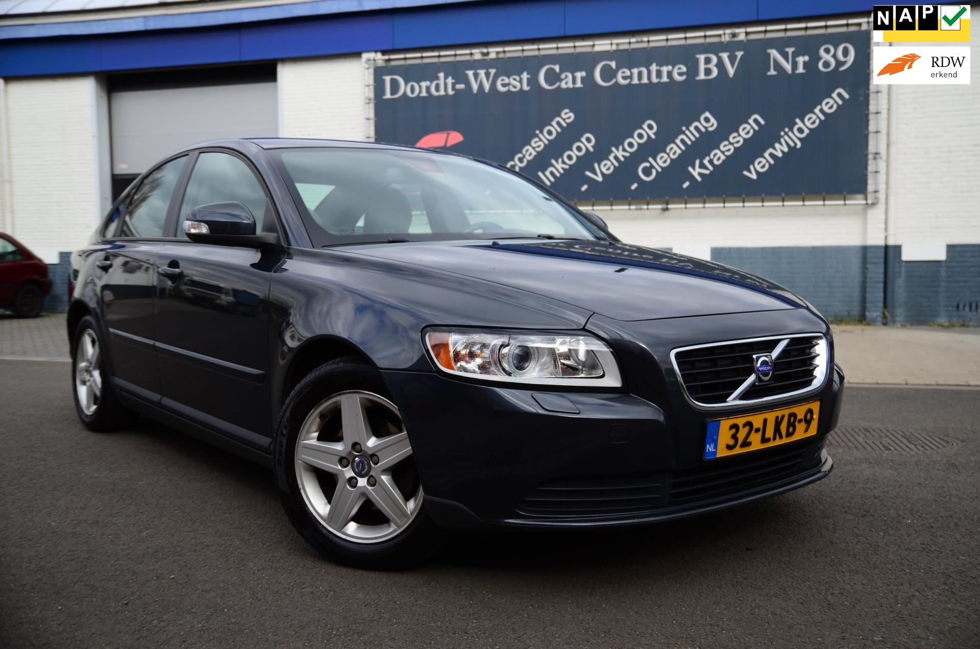Volvo S40 occasion - Dordt-West Car Centre BV
