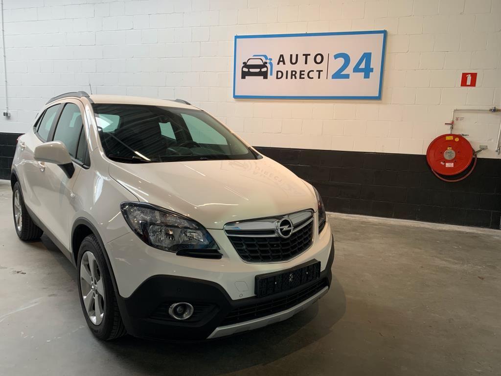 Opel Mokka occasion - AutoDirect24
