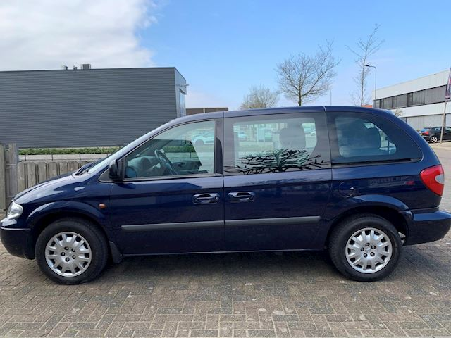 Chrysler Voyager occasion - Brabant Auto's