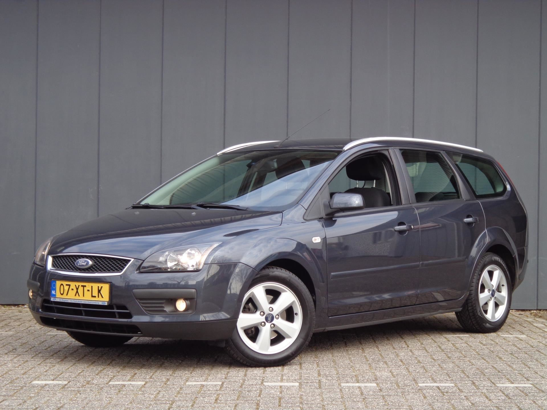 Ford Focus Wagon occasion - Autobedrijf Weels