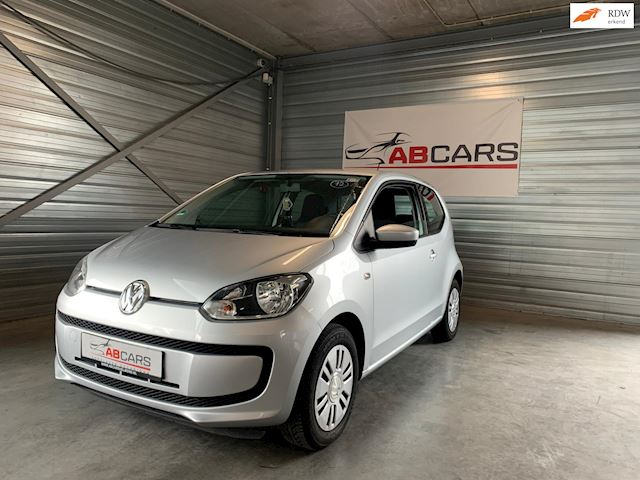 Volkswagen Up! 1.0 move up! BlueMotion
