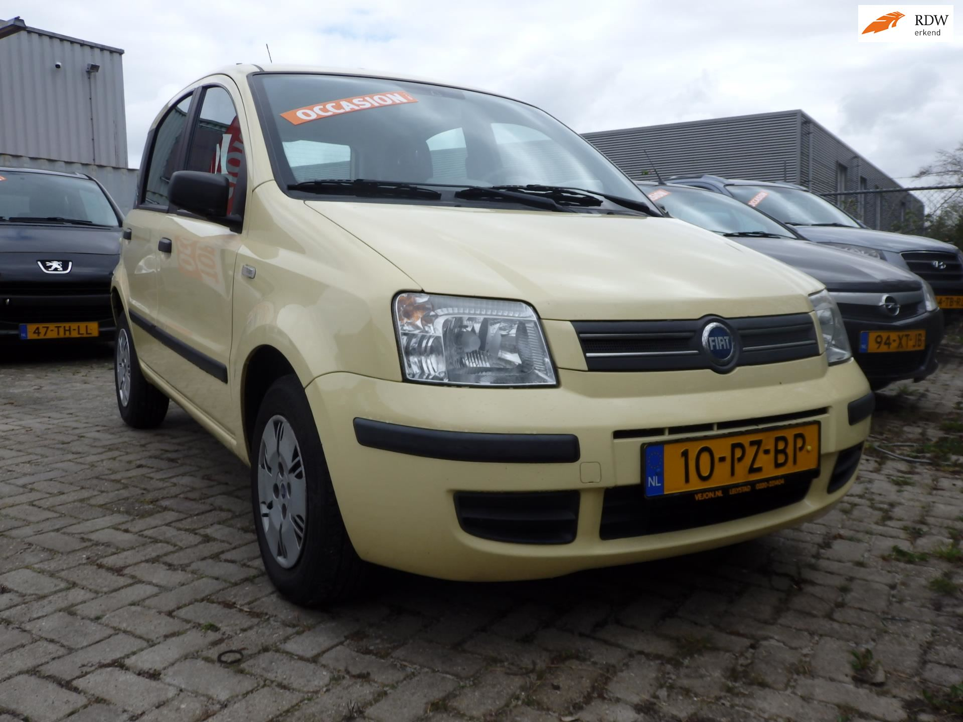 Fiat Panda occasion - Autobedrijf Vejon