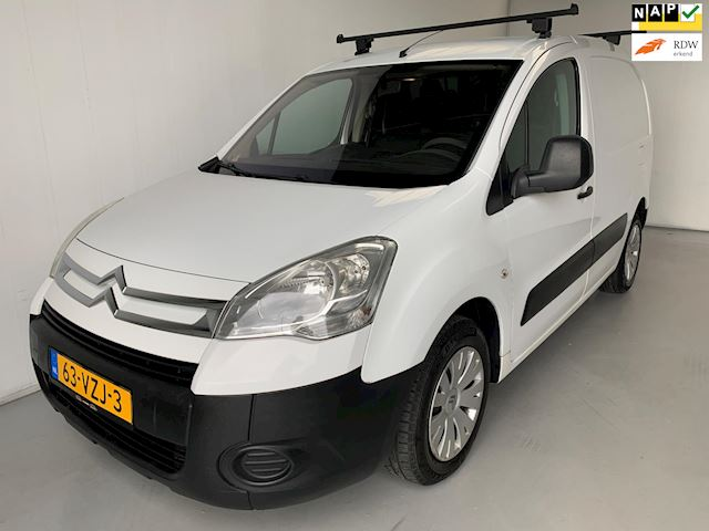 Citroen Berlingo 1.6 HDI 500 Club Airco Trekhaak Carkit 126.572km NAP