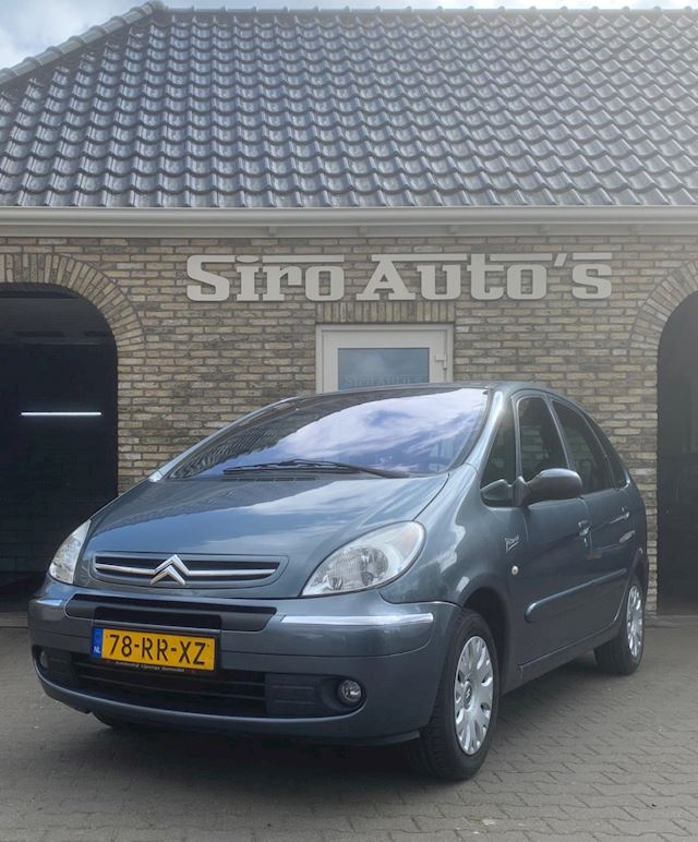 Citroen Xsara Picasso 1.6i Attraction Nette auto, BJ 2005