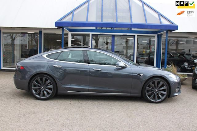 Tesla Model S 75D 4%, LUCHTVERING, PANO, NEXT GENERATION SEATS