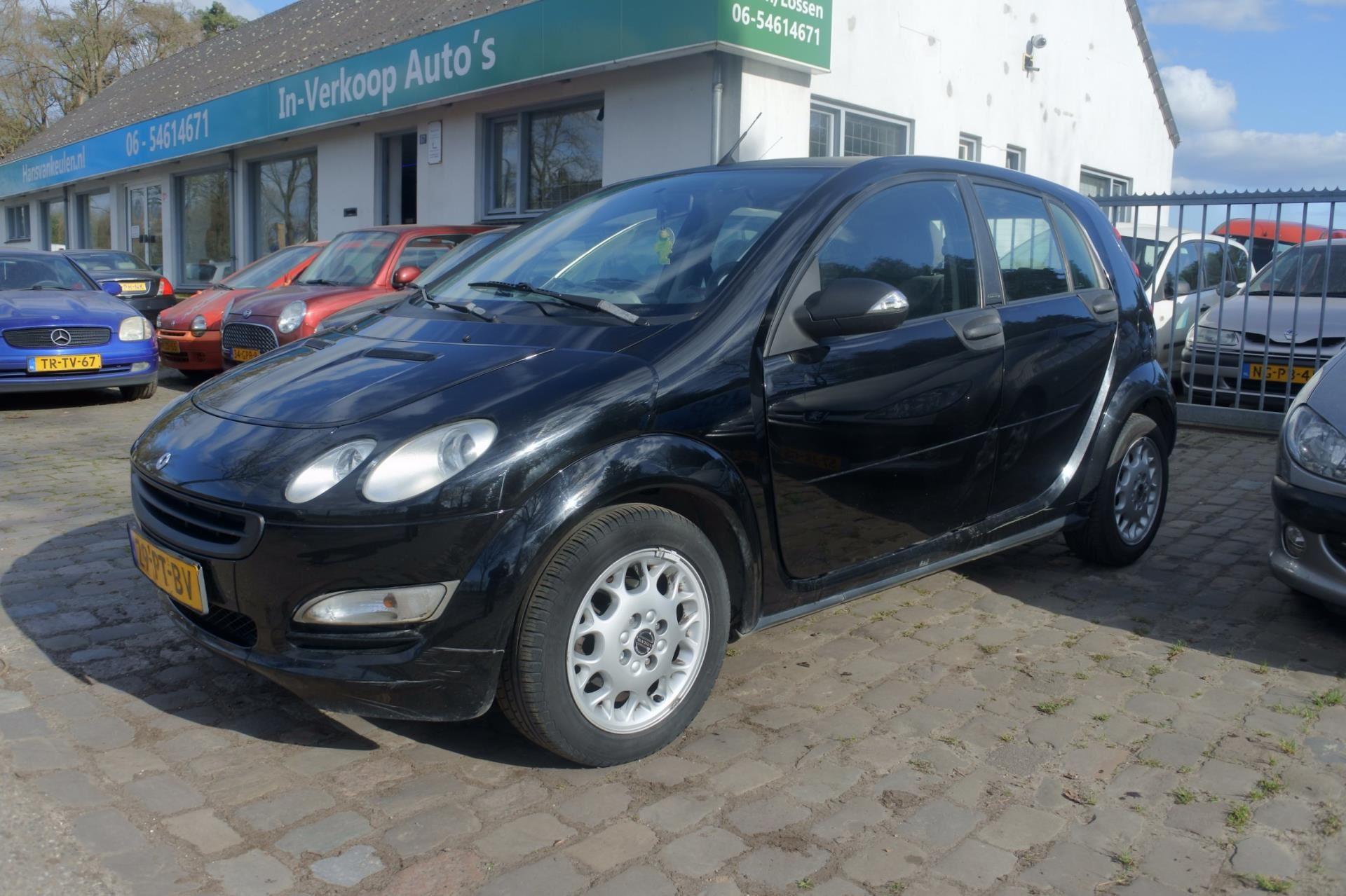 Smart Forfour occasion - Van Keulen Auto's