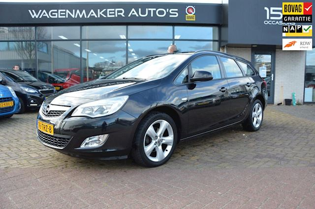 Opel Astra Sports Tourer 1.4 Turbo Edition Airco|Trekhaak|Cruise|6M Bovag!!