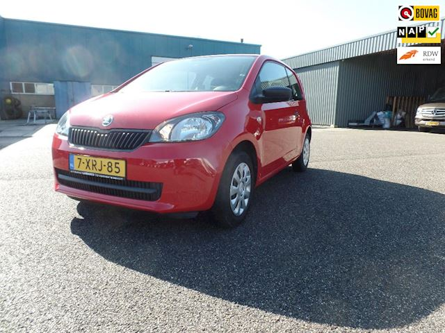 Skoda Citigo 1.0 Easy NAVI 2014