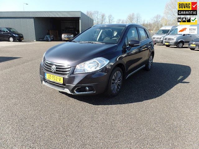 Suzuki SX4 S-Cross 1.6 Exclusive TREKHAAK OPTIE