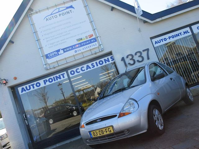 Ford Ka 1.3 Cool & Sound airco/apk gekeurd/nette staat/geen roest