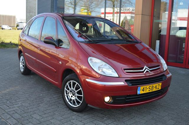 Citroen Xsara Picasso 1.6i-16V Attraction bj05 airco elec pak