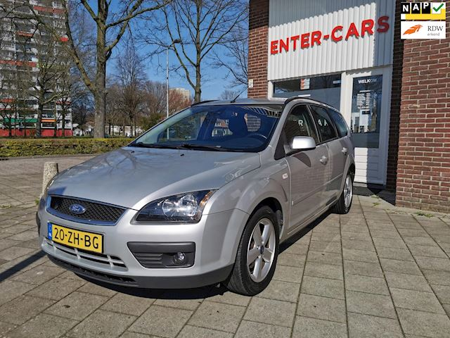 Ford Focus Wagon occasion - ENTER-CARS