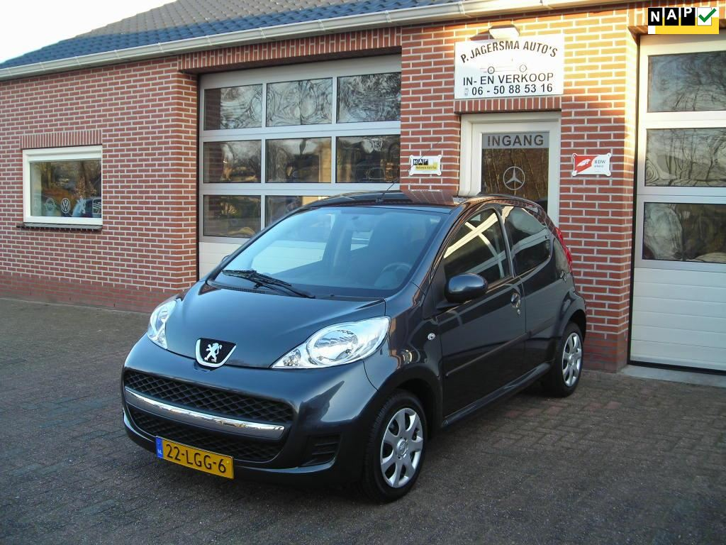 Peugeot 107 occasion - Jagersma Auto's