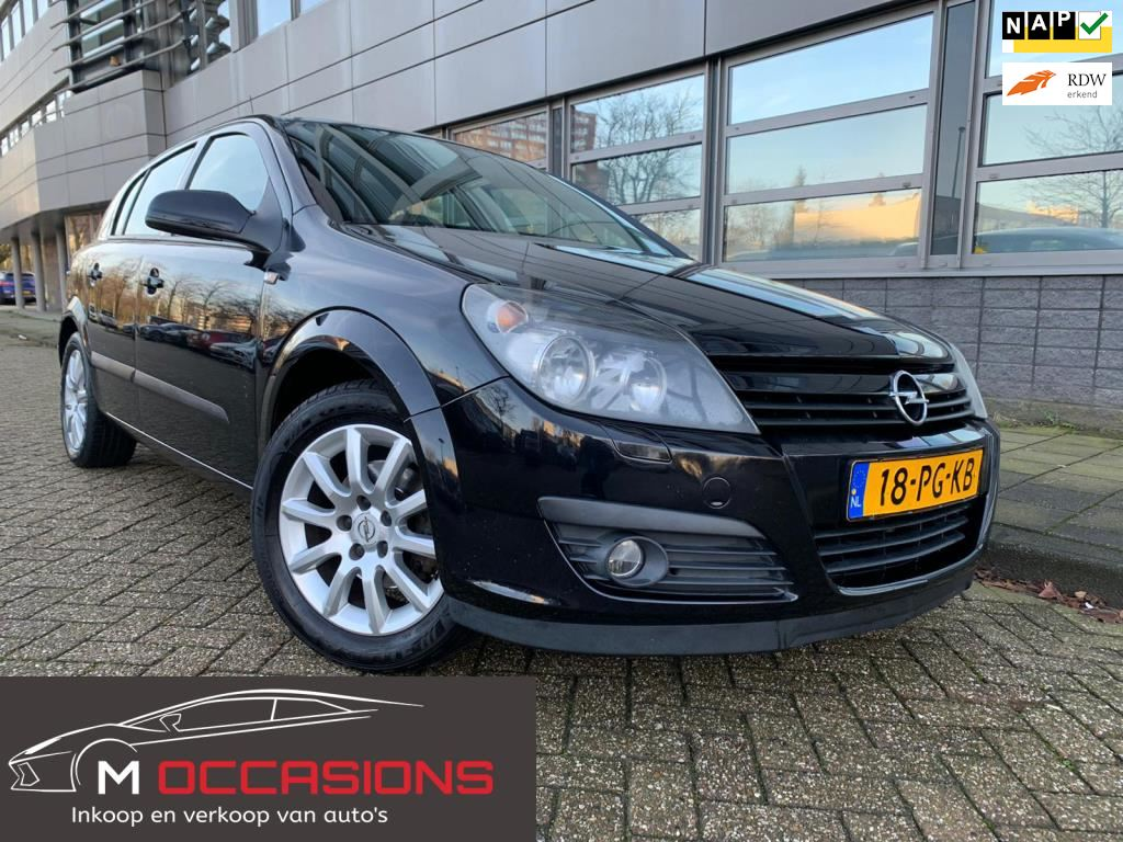 Opel Astra occasion - M Occasions