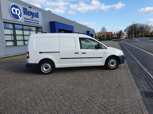 Volkswagen Caddy 2.0 CNG Maxi CNG/AARDGAS LANG MAXI AIRCO ETC.