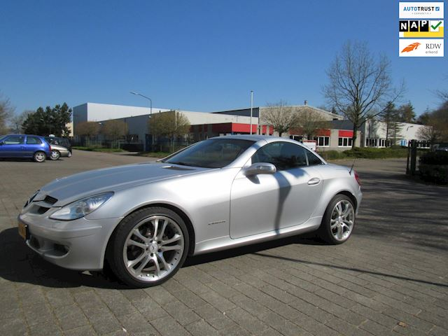 Mercedes Slk 200K Cabrio  2 stuks Full option autom. 2005