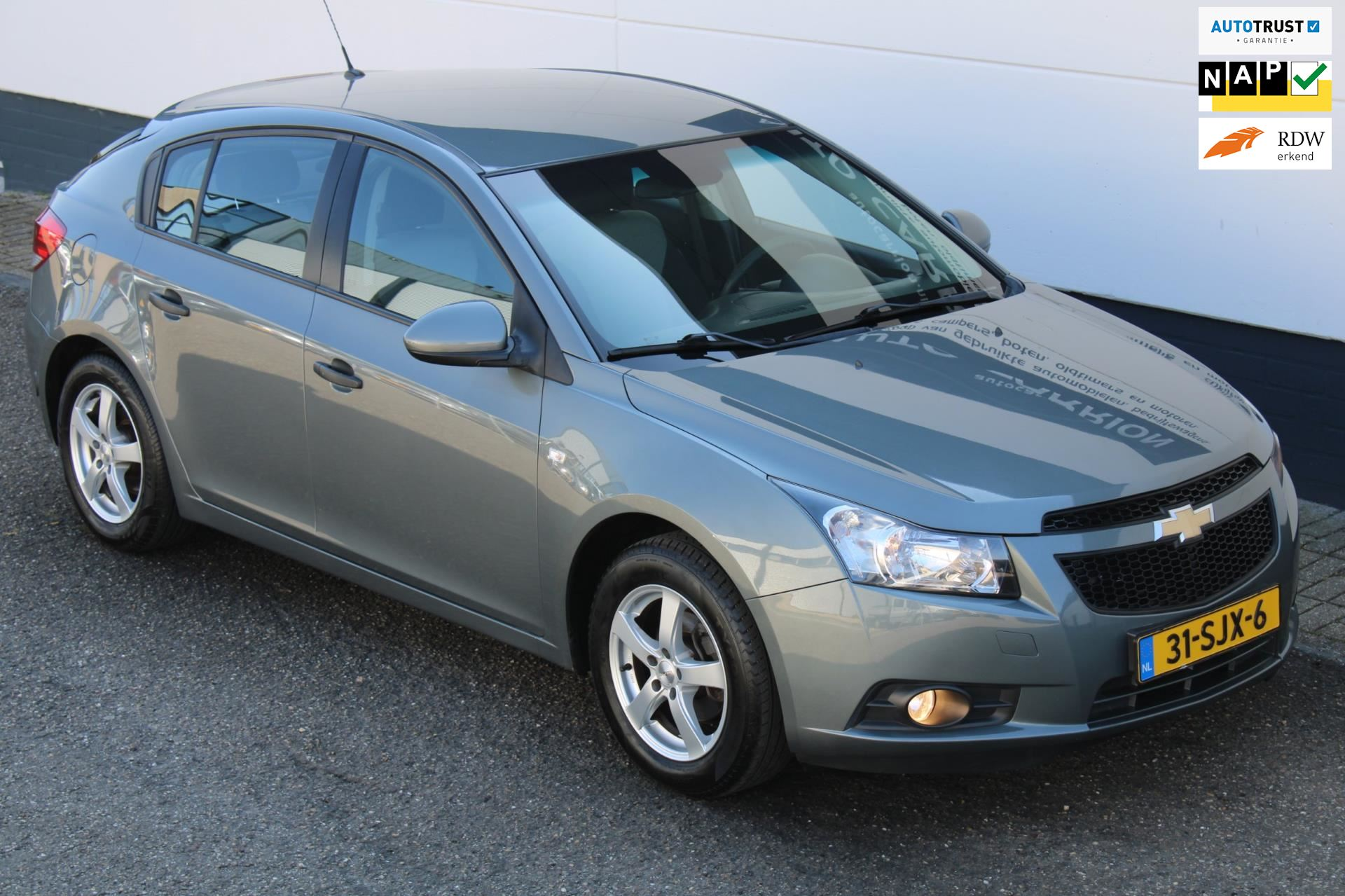 Chevrolet Cruze occasion - CARRION