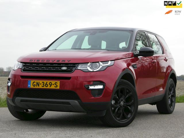 Land Rover Discovery Sport 2.2 SD4 4WD HSE